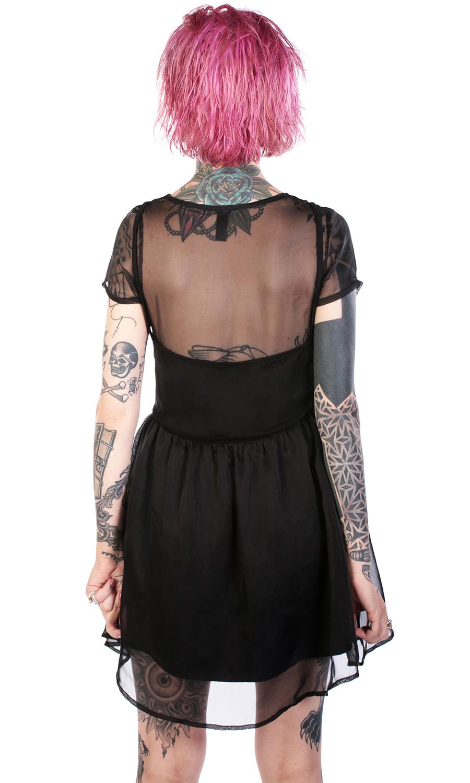 Платье туника death ramps доставка