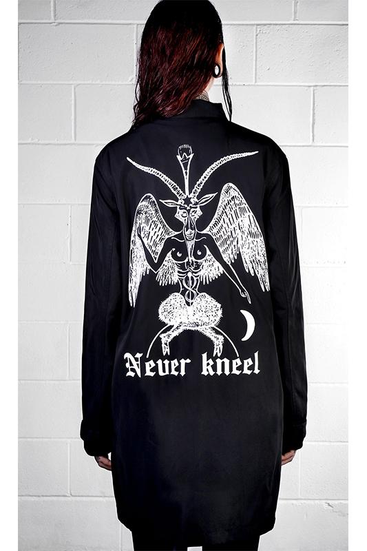 never Kneel