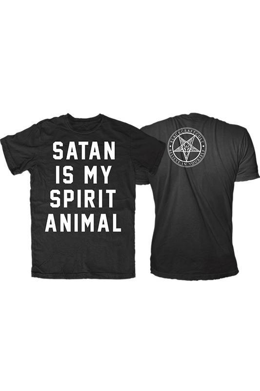 satanismyspiritanimal