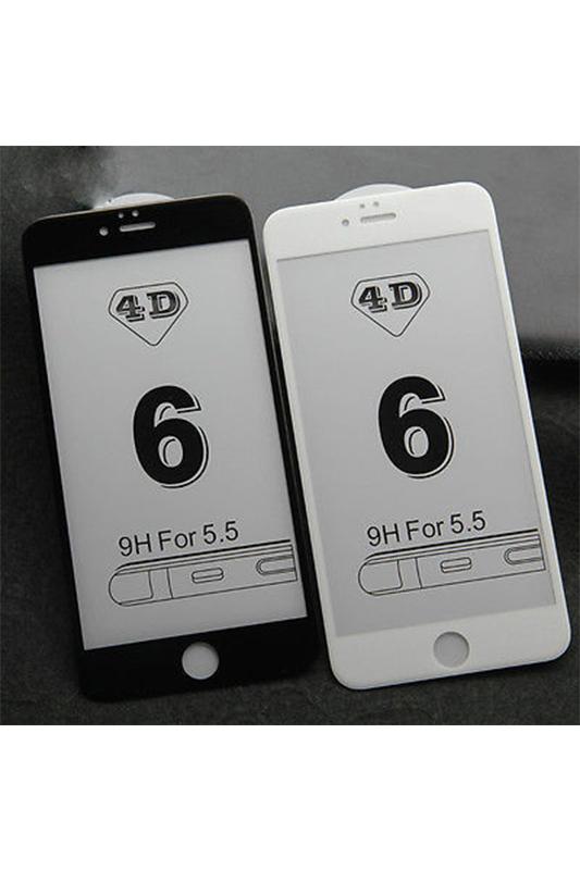 Защитное 4D и 5D стекло для iPhone