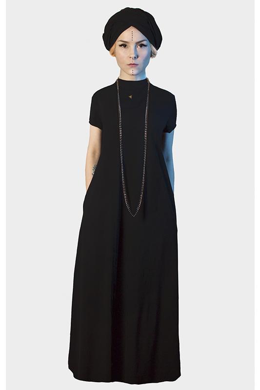 сроль платье